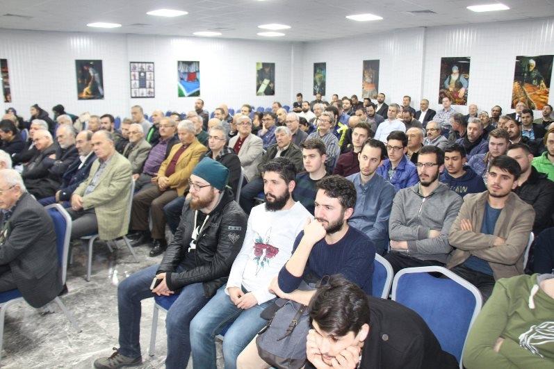 'Adım Adım Said Nursi Eskişehir' paneli Kaynak: 'Adım Adım Said Nursi Eskişehir' paneli