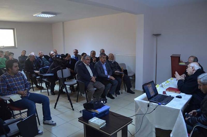 Hasan Feyzi Yüreğil ağabey paneli Ankara'da gerçekleştirildi