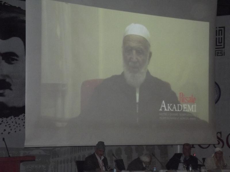 Ankara İslam Âleminin Merkezi Olacak
