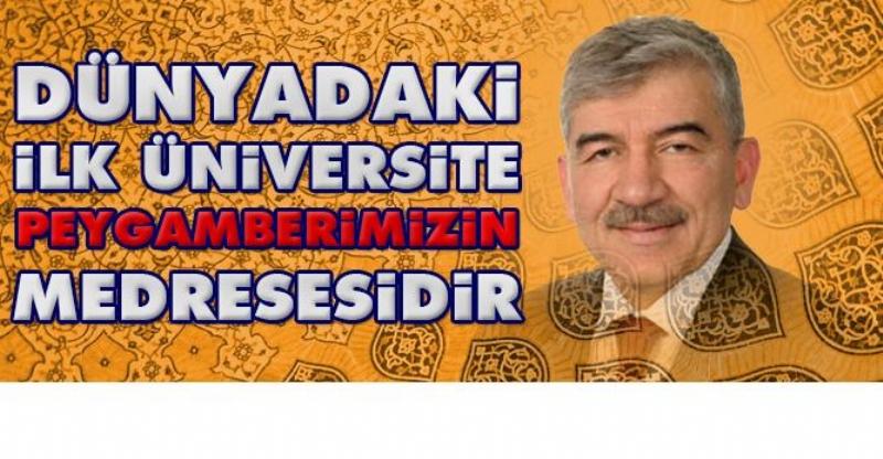Yükseköğretimde Türk-Arap Kongresi başladı
