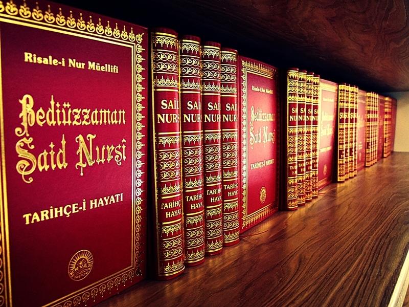 Risâle-i Nur'un telifi, ismi ve İslâmî ilimler arasındaki yeri