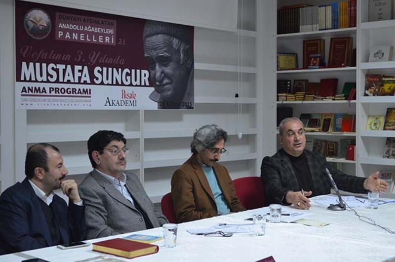 Hazret-i Bediüzzaman'ın manevi evladı, fena fi'n-nur Mustafa Sungur