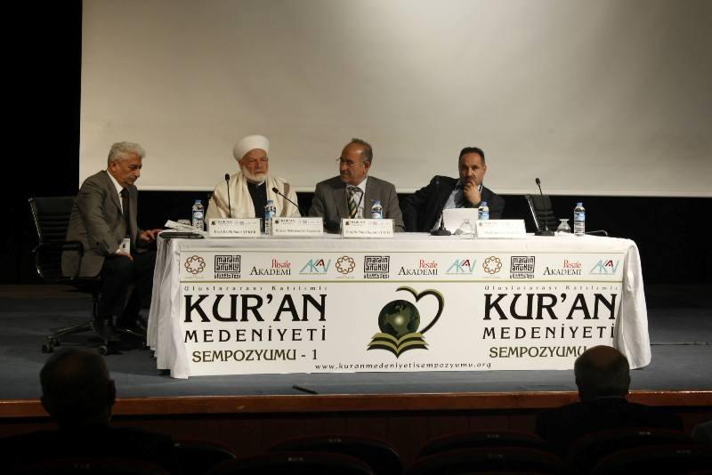 Kur'an'da Medenî Devlet Tasviri-مدنية الدولة وفق التصور القرآني