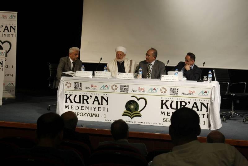 Kur'an Medeniyetinin Akla Verdiği Değer