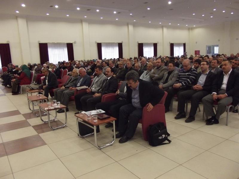 Adım adım Said Nursi Günlerinin 3. sü Burdur'da Yapıldı