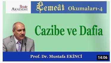 Cazibe ve Dafia - Prof. Dr. Mustafa EKİNCİ