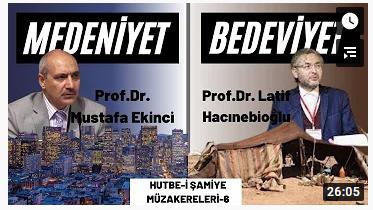 İslamiyet'in Bilime Hizmeti Prof. Dr. Mustafa Ekinci Hutbe-i Şamiye Müzakereleri-6