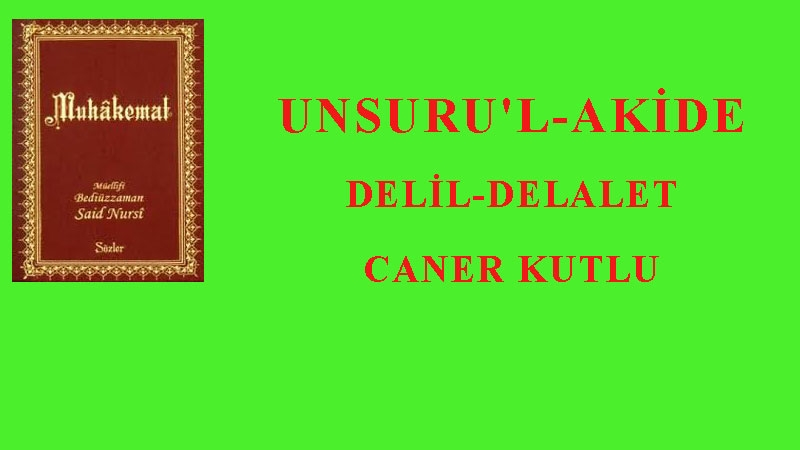 UNSURU'L-AKİDE