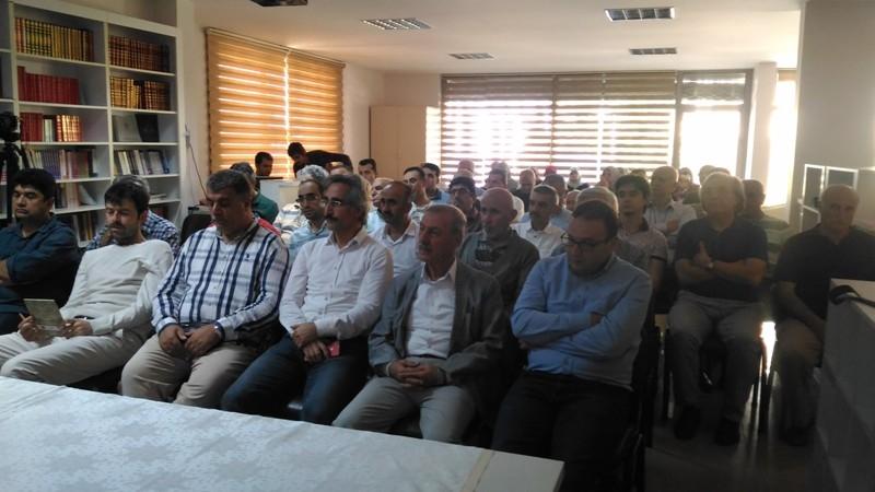 Hutbe-i Şamiye İslam Dünyası ve Avrupa Ekseninde Medeniyet İnşası Paneli