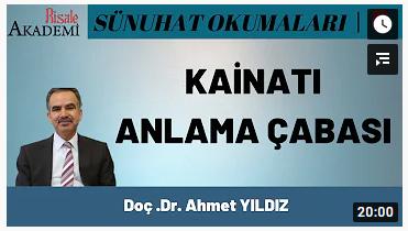 SAİD NURSİ VE LİBERAL HÜRRİYET ANLAYIŞI - DOÇ DR. AHMET YILDIZ
