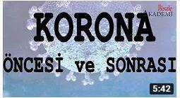 Korona çağrışımları: 1-3